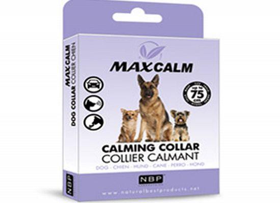 Max Calm Anti stress περιλαίμιο σκύλου
