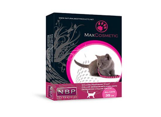 Max Cosmetic Αποσμητικό Περιλαίμιο Γάτας