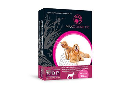 Max Cosmetic Αποσμητικό Περιλαίμιο Σκύλου