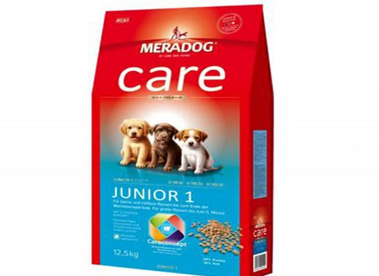 Meradog CARE HIGH PREMIUM JUNIOR1