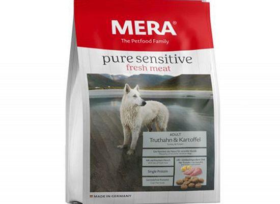 Meradog Pure Sensitive Fresh Meat Turkey & Potato Grain Free