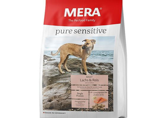Meradog Pure Sensitive Salmon & Rice