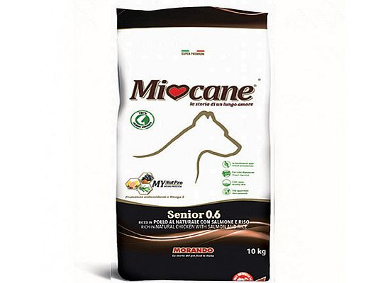 Miocane Senior salmon & rice