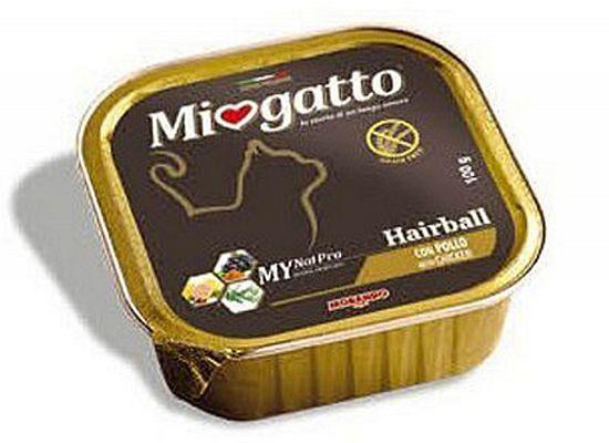 Miogatto Δισκάκι υγρής τροφής γάτας. Συσκευασία 32 τεμάχια Χ 100gr