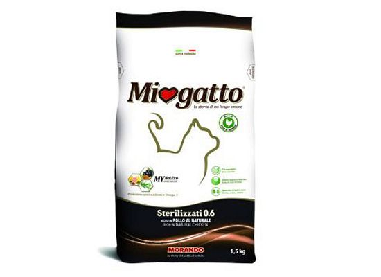 Miogatto Sterilized 10kg