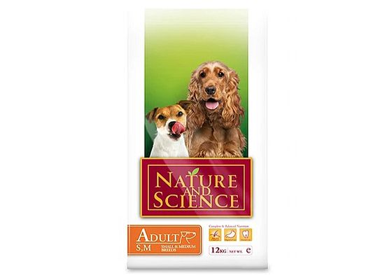Nature and Science Adult Small – Medium breeds