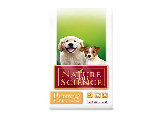 Nature and Science Puppy all breeds – Nature and Science