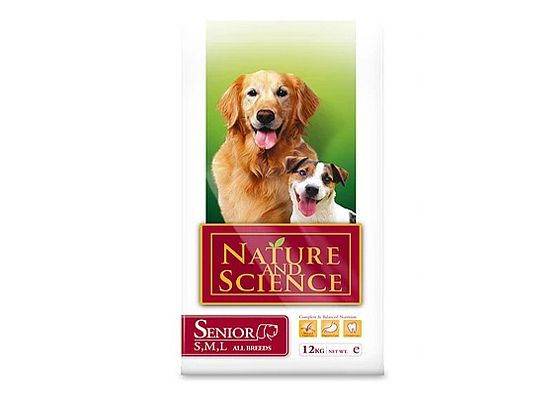 Nature and Science Senior all breeds