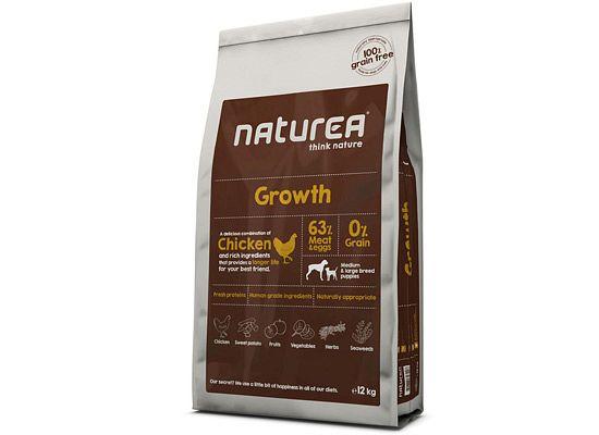 Naturea Growth Chicken – Grain Free