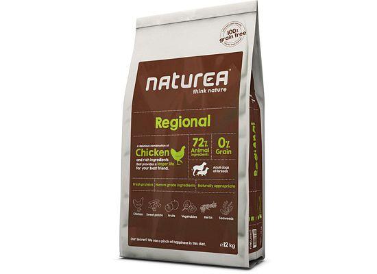 Naturea Regional Chicken – Grain Free