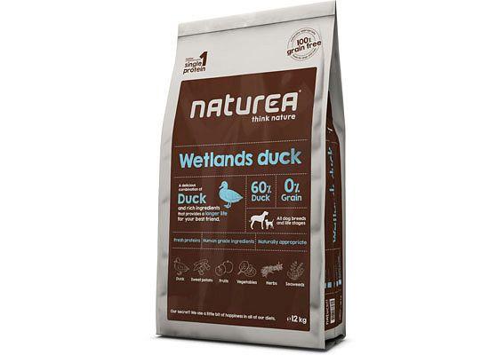 Naturea Wetlands Duck – Grain Free