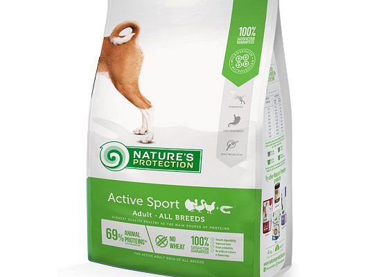 Nature's Protection Active Sport