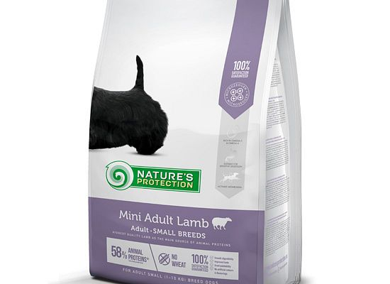Nature's Protection Adult Mini Lamb