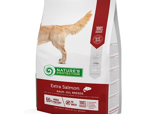 Nature's Protection Extra Salmon