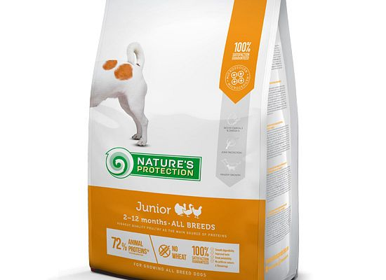 Nature's Protection Junior all breed