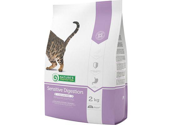 Nature's Protection Sensitive Digestion Cat