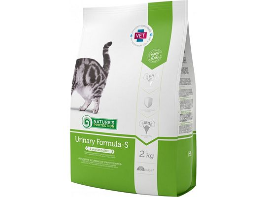 Nature's Protection Urinary Formula-s Vet Chicken