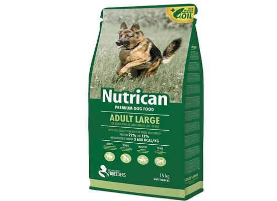 Nutrican Adult Large Breeds