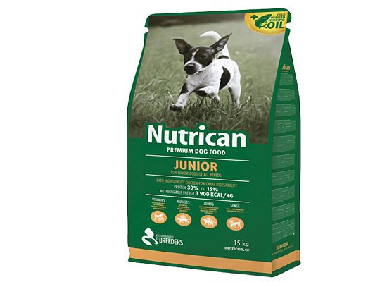 Nutrican Junior.