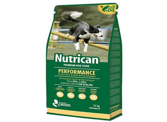Nutrican Performance.
