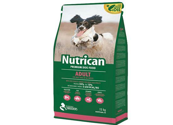 Nutrican Adult – Premium τροφή συντήρησης.