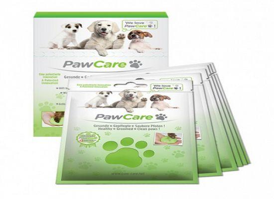 Paw Care Καθαρά Και Υγιή Πέλματα