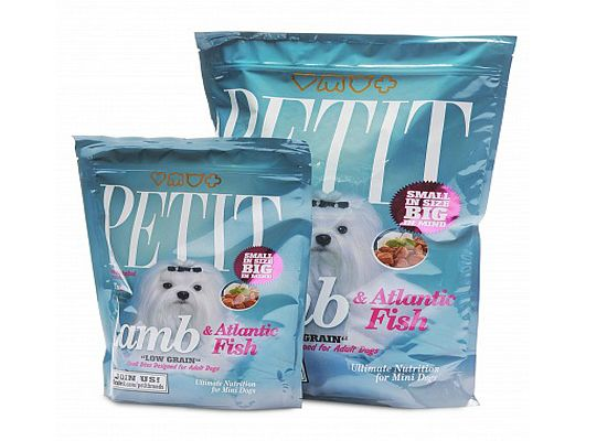 Petit Adult Lamb & Fish