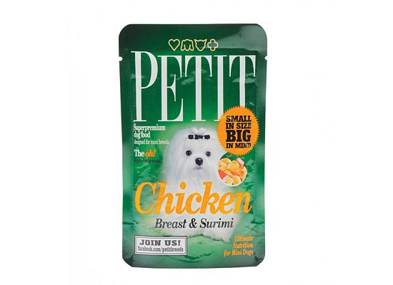 Petit Chicken Breast & Surimi