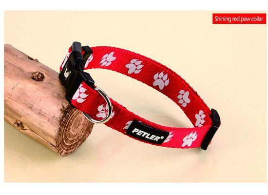 Petler Περιλαίμιο Shining Red Paw