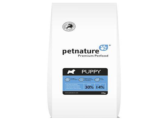Petnature Premium Τροφή Ανάπτυξης – Puppy