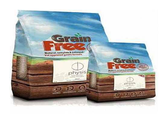Physis Dog Choice Grain Free Adult Small breeds salmon & trout.