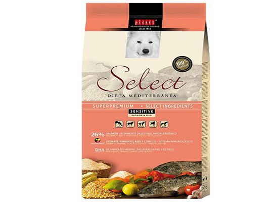 Picart Select Sensitive – Salmon & Rice.