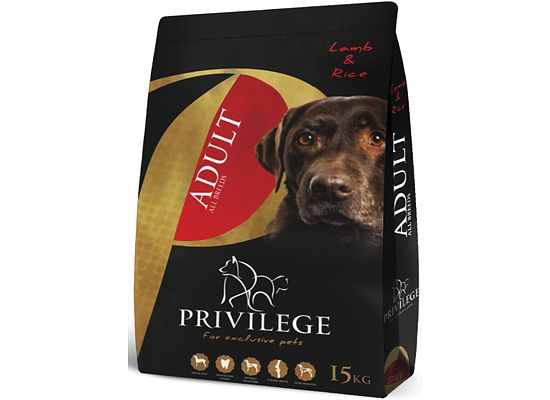 Privilege Adult All Breeds – Lamb & Rice