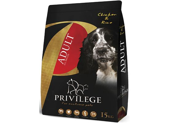Privilege Adult All Breeds – Chicken & Rice