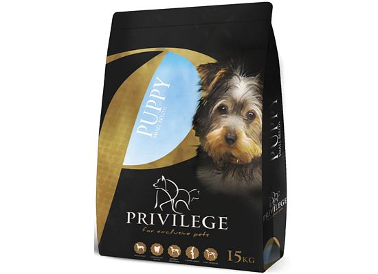 Privilege Puppy Small Breeds 2-12 Months