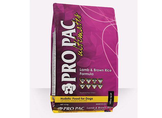 Pro Pac Ultimates – Αρνί & Καστανό Ρύζι