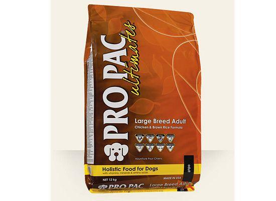 Pro Pac Ultimates – Large Breed Adult Κοτόπουλο Καστανό Ρύζι