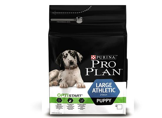 Pro Plan Puppy Large Athletic chicken