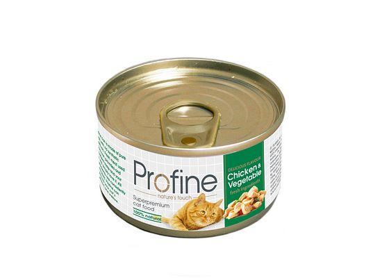 Profine Κονσέρβες με διάφορες γεύσεις απο φρέσκο κρέας.
