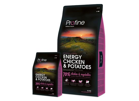 Profine Energy Formula