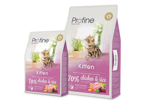 Profine Kitten cats.