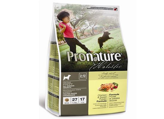 Pronature Holistic Puppy – Chicken Sweet Potato.
