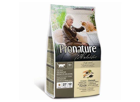Pronature Senior, 10+ years – Mature or less active Oceanic Fish