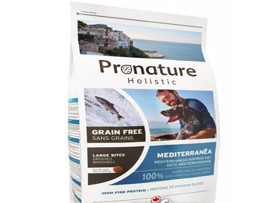 Pronature Mediterranea for adult dogs