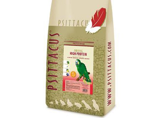 Psittacus High protein formula