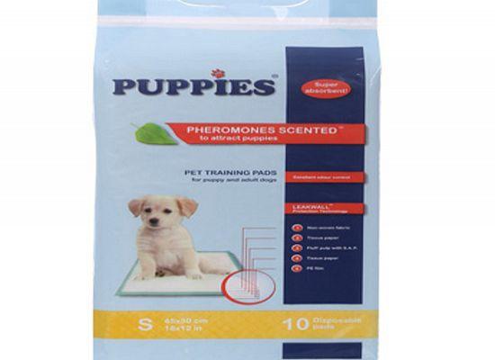 Puppies Εκπαιδευτικές πάνες σκύλου