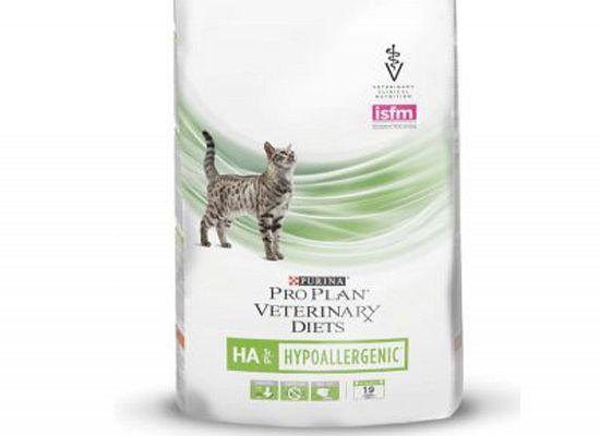 Purina HA Hypoallergenic Feline Formula