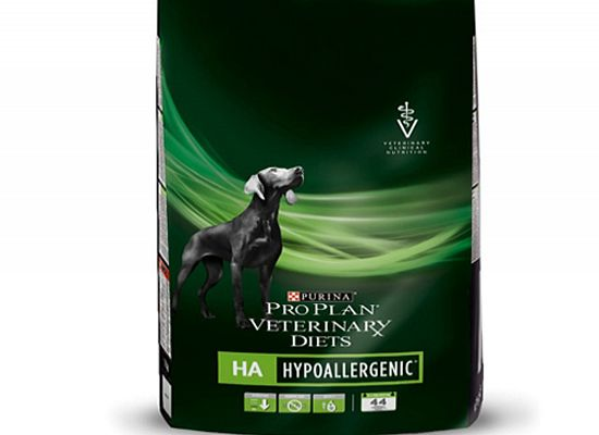 Purina Veterinary Diets – HΑ Hypoallergenic Fromula