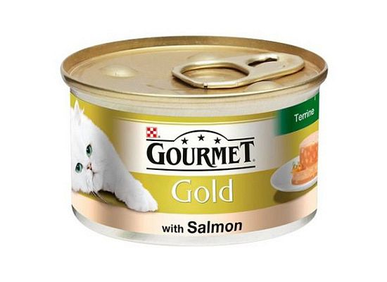 Purina gourmet Gold Πατέ Adult