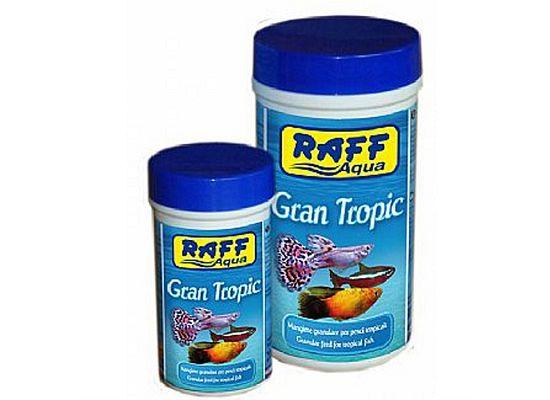 Raff Τροφή Για Ψάρια Gran Tropic Pellets